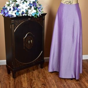 Express - Bridesmaid Purple Maxi Shirt